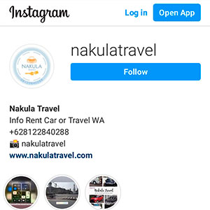 instagram nakula travel Semarang