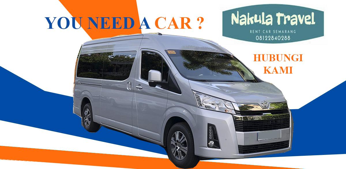 Sewa Hiace Semarang | Nakula Travel