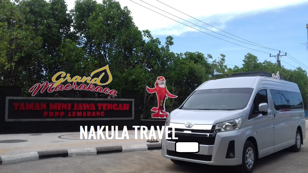 gallery rental hiace semarang nakula travel